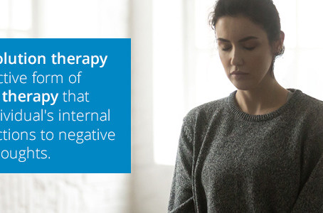 Accelerated Resolution Therapy Gives New Hope To Mental Health