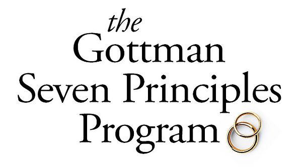Gottman 7 Principles - Couples Therapy Workshop