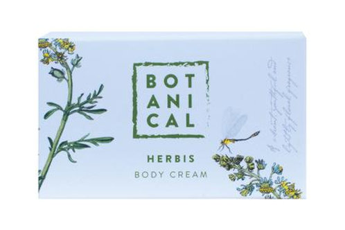 FIKKERTS BOTANICALS HERBIS BODY CREAM