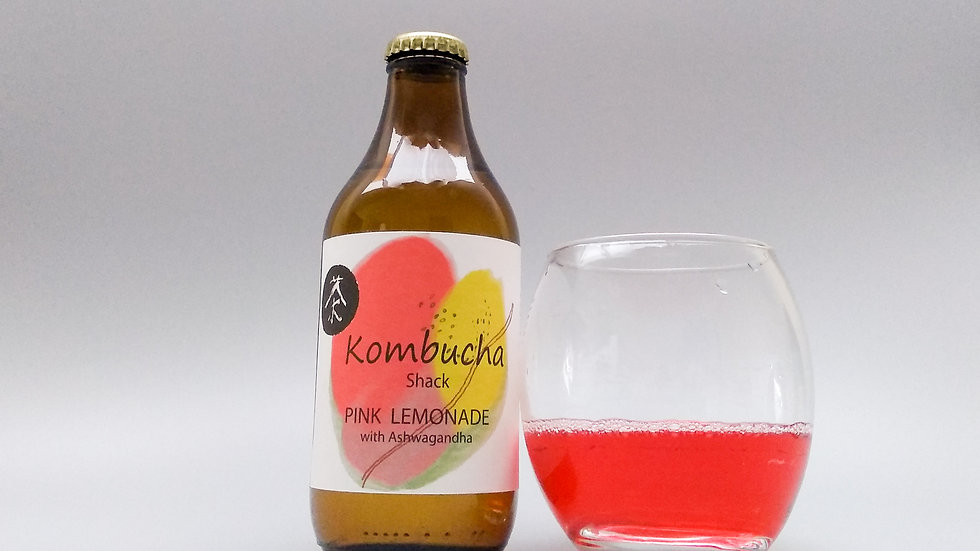 Pink Lemonade 330ml
