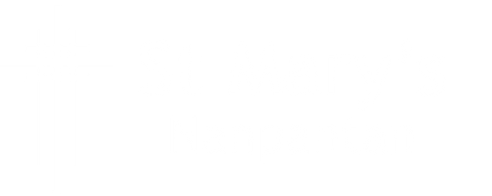 Logo - cross and st marys - white.png