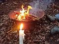 Campfire Compline