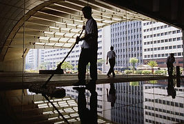 commercial cleaning in Queens