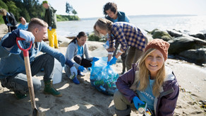 Save the Date - Beach Cleaning Days
