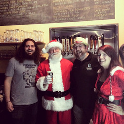 Holiday parties and beer events