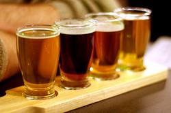 Beer & wine flights