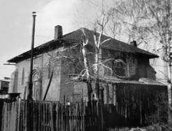 Казанский храм в советское время