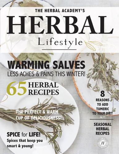 HERBAL LIFESTYLE MAGAZINE