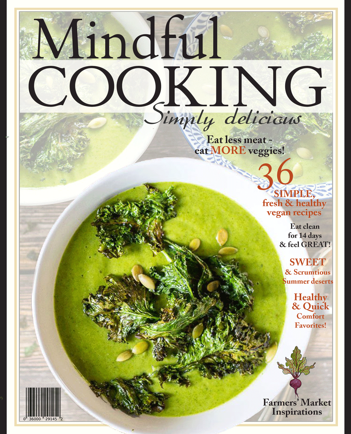 Mindful Cooking Magazine