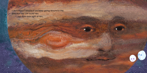 Planetary Fairytale