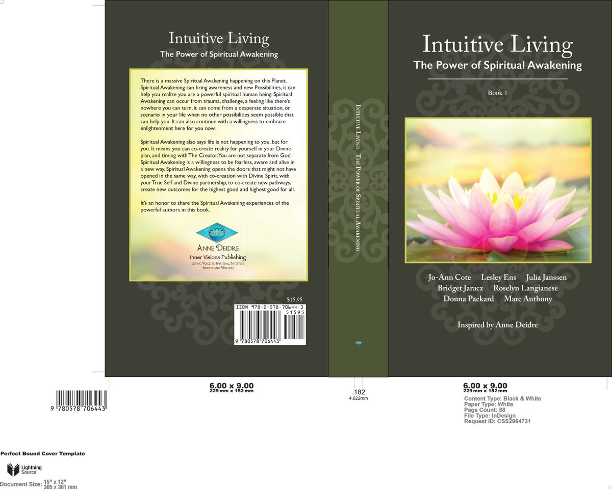 INTUITIVE LIVING COVER