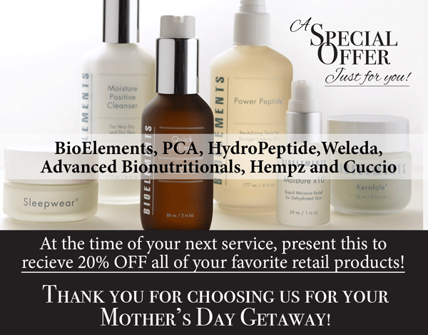 Bioelements Special Offer ad