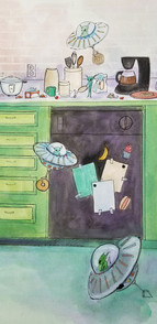 Creature in the Cabinet