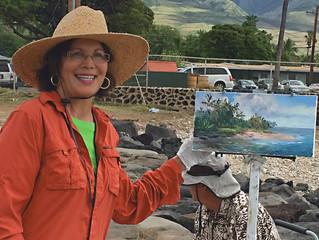 Maui Plein Air Painting Invitational