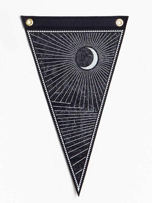 Waxing Moon Flag