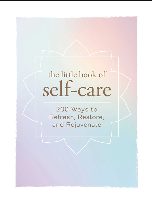 Little Book of Self-Care Microcosm Publishing
