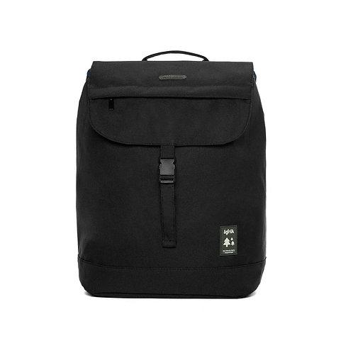 Scout Black Backpack - Lefrik
