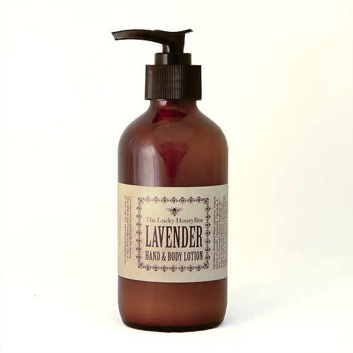WS Hand & Body Lotion