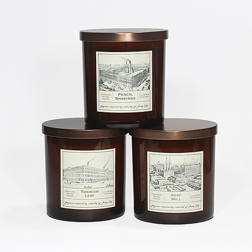 Jersey City Candle Collection by The Lucky Honeybee