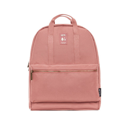Dust Pink Backpack Gold Classic  Lefrik