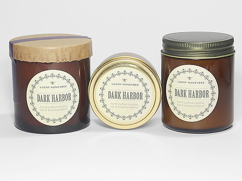 Dark Harbor Candle