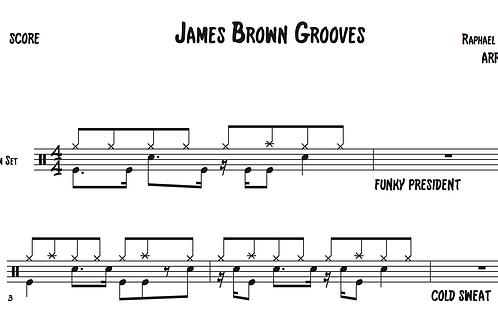 James Brown Grooves Essential
