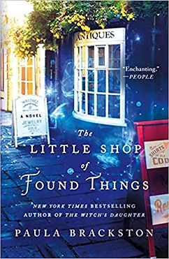 The Little Shop of Found Things Book Cov