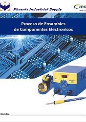 proceso de ensambles de productos electr