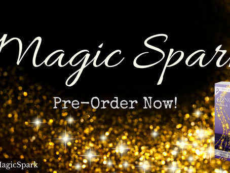 Pre-Order your copy of MAGIC SPARK