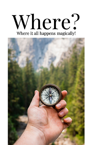 Where?  Where it all happens magically!