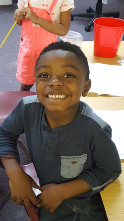 Kindergarten Smile