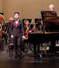 Adrian Pu, 2020 Piano Division winner