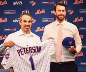 David Peterson, 1st Rd Pick, New York Mets