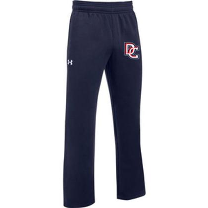 UA Youth Hustle Fleece Pants