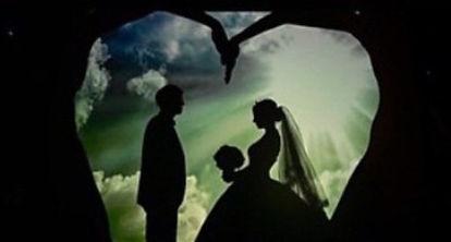 Театр теней на свадьбу, свадебный танец в театре теней, театр теней, татр теней shdow lab, театр теней москва