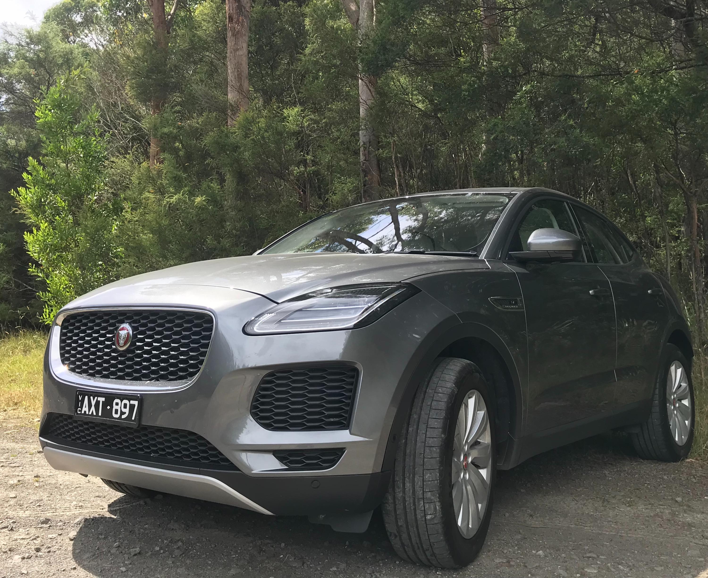 Jaguar E Pace SUV