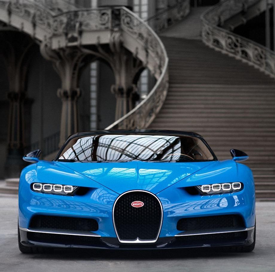 Burberry is better in a Bugatti