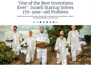 'One of the Best Inventions Ever': Israeli Startup Solves 170-year-old Problem