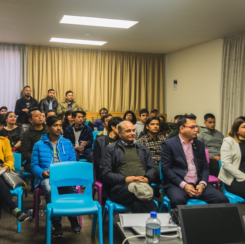 Immigration with Nepalese Community