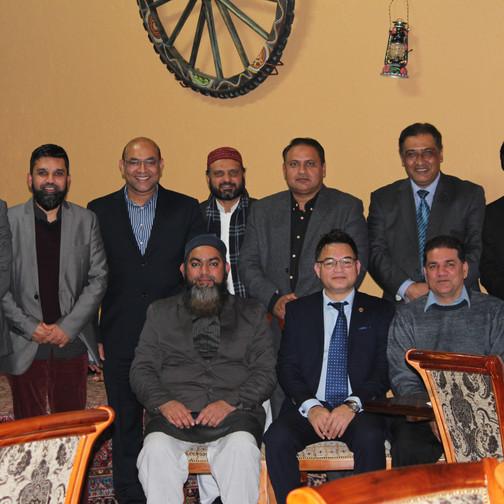 Eid dinner | Legal Associates