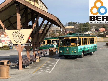 BEA-TT awarded Pigeon Forge project