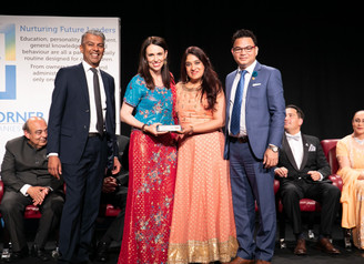 Legal Associates bags the Business in Excellence in Marketing Award - Indian Business Awards 2018