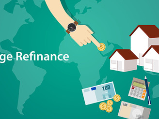 Refinance of the Property