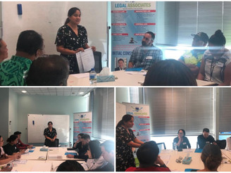 Legal Associates and ANZ Bank organised a seminar for First Home Buyer
