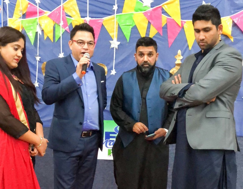 Chand Raat event by Pakistan Association of New Zealand