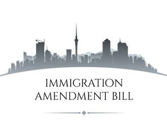 Immigration (COVID-19 Response) Amendment Bill 2020