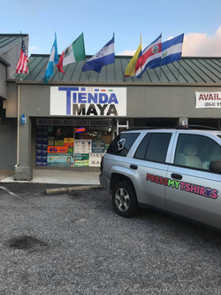 Pressmytshirts Tienda maya