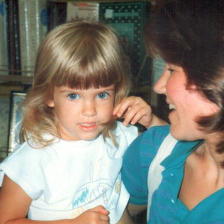 Mama Wink & Me!