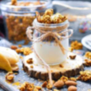 J'ai testé le délicieux granola à la ban