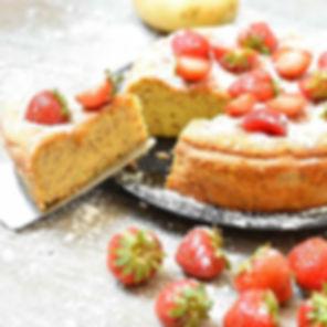 Un gâteau non acidifiant pour l'organism